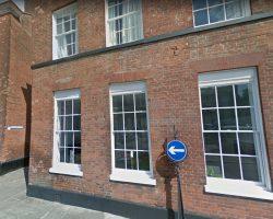 Town centre listed building, Bury St Edmunds