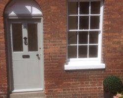 Renovation of town property in Bury St Edmunds