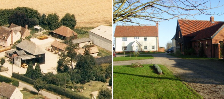 Architect designed houses, from planning to completion, Bury St Edmunds