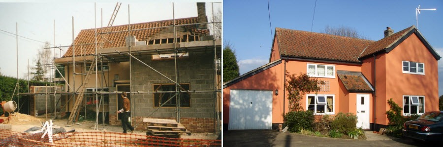 Extension and Renovation