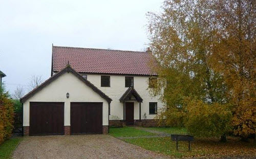 New house in Suffolk