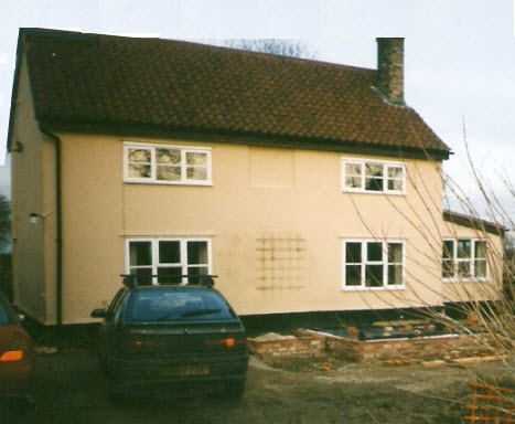 Renovate cottage in Suffolk