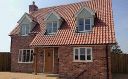 New Build cottage Rattlesden