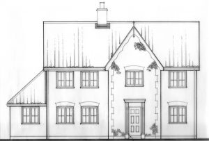 drawings for new build house