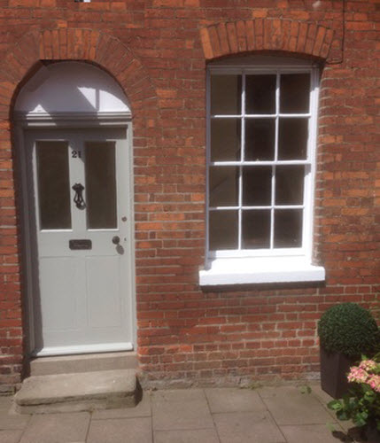 Renovation of town house in Bury St Edmunds